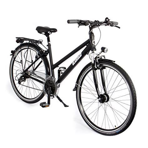 E Bike Reifen Für Normales Fahrrad by Gregster Damen Aluminium City Bike Fahrrad Stvzo Im