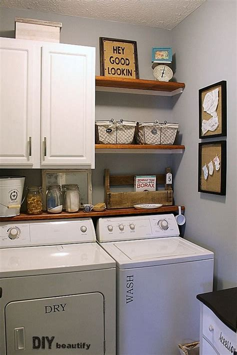 Diy Laundry Room Storage Ideas Diy Storage Ideas For Every Part Of Your House