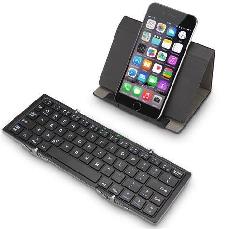best bluetooth keyboard ec technology best ultra slim mini wireless foldable