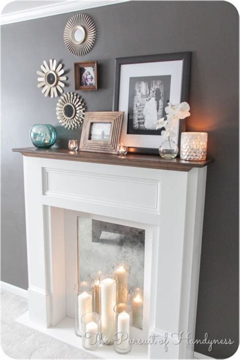 non working fireplace decorating ideas for your home