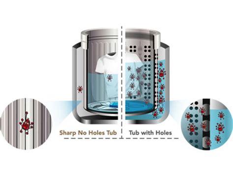 Mesin Cuci Sharp M1008t sharp mesin cuci top loading 10 kg es m1008t sa artech