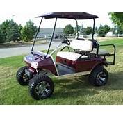 2006 Club Car DS GAS Golf Cart  Many Upgrades Jakes A