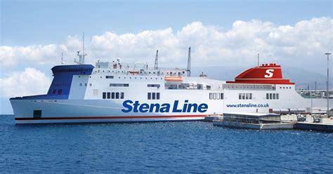 Stelan Linesa stena horizon rosslare to cherbourg ferry stena line