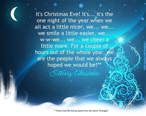 christmas eve mistfost