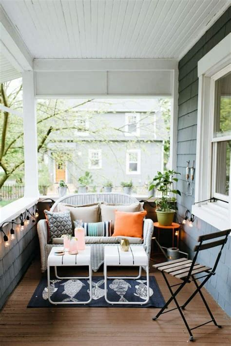 porch  patio idea youll   steal  fall