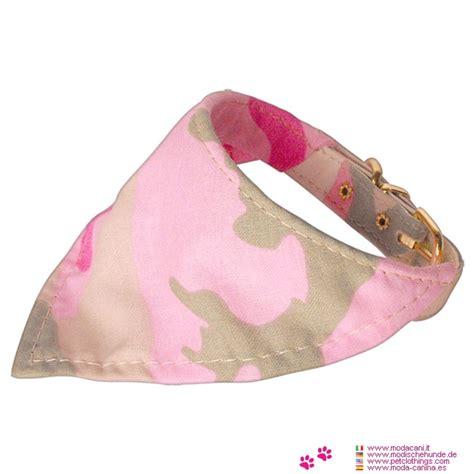 pink camo collar collar with pink camo bandana shipping to usa and canada