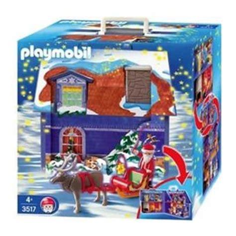 maison du pere noel playmobil playmobil 3517 la maison du p 232 re no 235 l achat prix