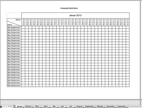 Word Vorlage Unterschriftenliste Excel Vorlage Anwesenheitsliste Kostenlos Excel Vorlagen F 252 R Jeden Zweck