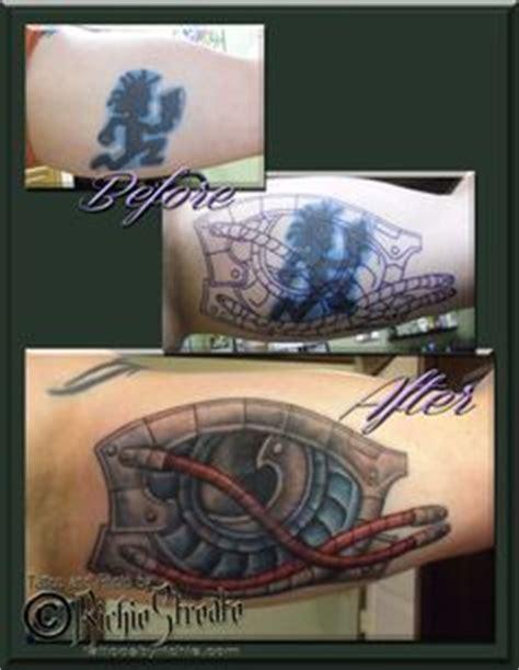 tattoo nightmares hatchet girl african daisy tattoo cover up tattoo nightmares cover up
