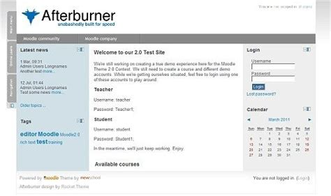 moodle theme directory variable moodle plugins directory afterburner