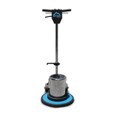 weighted concrete floor buffer