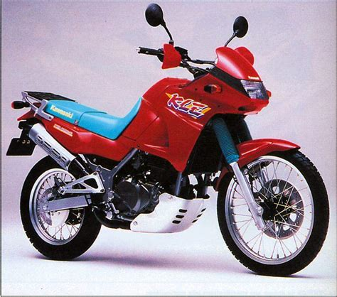 Kawasaki Kle 500 Aufkleber by Kawasaki Kle500