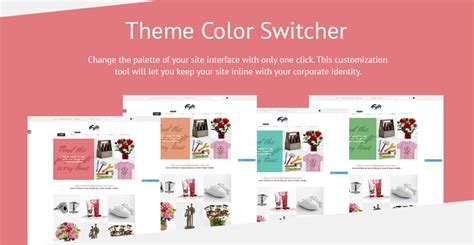 shopify themes colors personalized gifts shopify theme