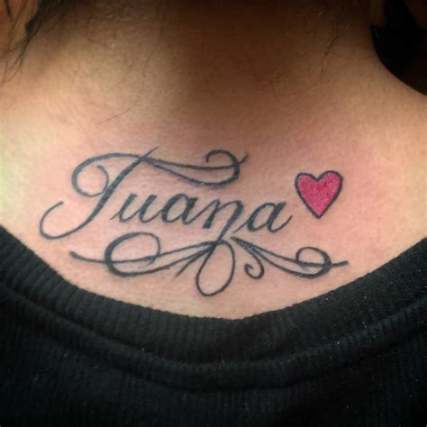 tattoo ideas of names 100 memorable name ideas designs top of 2019