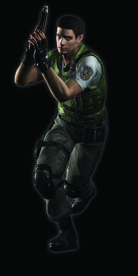 chris redfield resident evil gamecube image