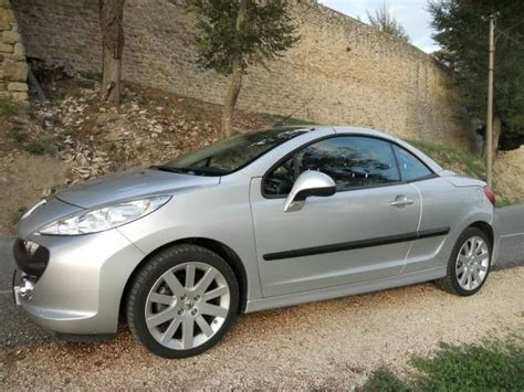 peugeot 208 cabriolet for sale sold peugeot 208 cc cabrio coupe used cars for sale
