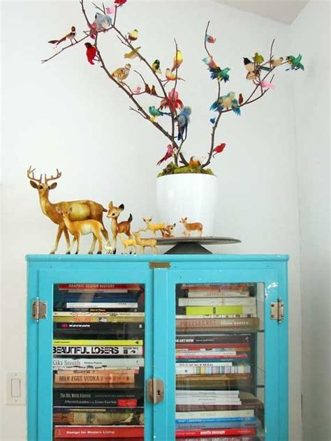chic bird themed home decor ideas