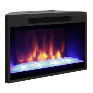 greenway 29 in widescreen electric fireplace insert with
