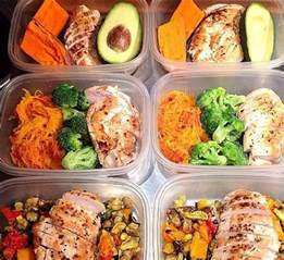 meal prep work lunch ideas pinterest meals for the