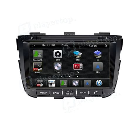 Kia Sorento Navigation Gps Autoradio Kia Sorento 2013