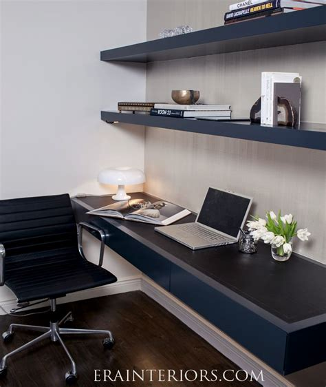 floating desk design best 25 floating desk ideas on pinterest small office