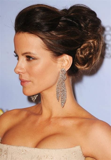 Bridesmaid Hairstyles by Glam Bridesmaid Hairstyles 2012 Stylish