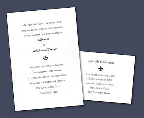 new orleans style wedding invitations new orleans style wedding invitations wedding in new
