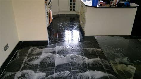 Cleaning Black Slate Tiles in Portsmouth   Tile Doctor
