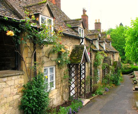 Cottages In Cotswolds by Alexandra S World Cotswolds