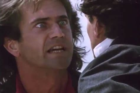 photo of mel gibson portraying quot sergeant martin riggs