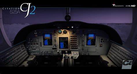 carenado  citation cj hd series fsxpd instant
