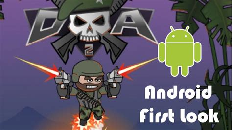 doodle army free android doodle army 2 mini militia android look