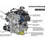 2015 Ford Mustangs Engines &amp Independent Rear Suspension