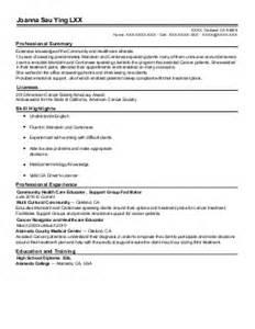 Utilization Management Sle Resume by Utilization Management Coordinator I Resume Exle Healthnet Inc Newhall California