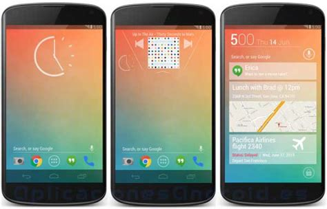 what is android 5 0 what name will android 5 0 features improvements naldotech
