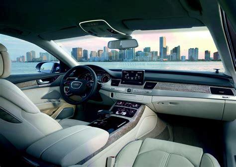 Audi A8 Interior by Photo Interieur Nouvelle Audi A8
