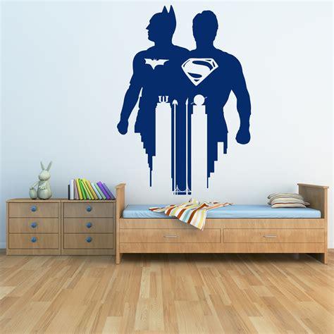 batman wall stickers uk superman v batman wall superman v batman wall
