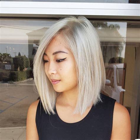 Haircut And Bleach In China | blonde hair for asian skin tones popsugar beauty australia