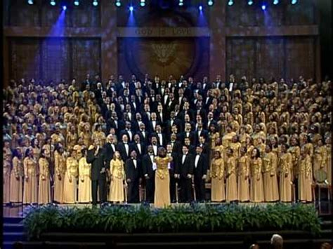 bless your name forevermore the tabernacle choir i need you once again the tabernacle choir