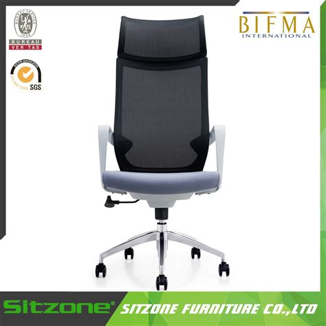 Kursi Ergonomis ch 193a1 2017 baik kerja tinggi kembali komputer ergonomis