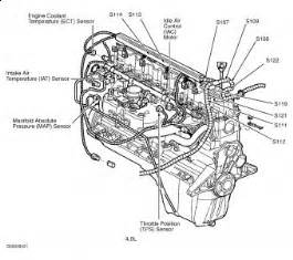 2001 jeep mass air flow sensor engine