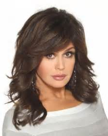 osmond hairstyles feathered layers 25 best ideas about feathered hairstyles on