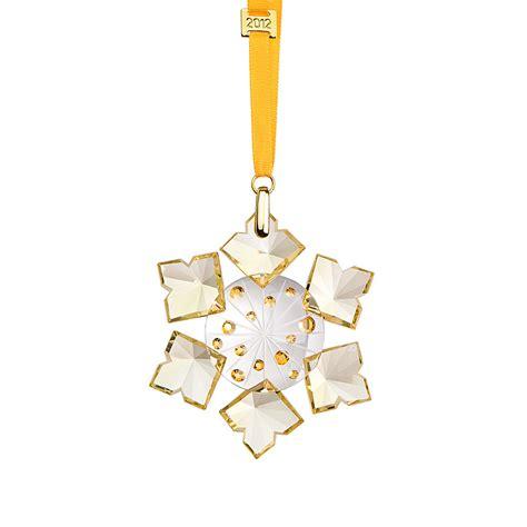 preciosa 2012 annual christmas ornament allthingscrystal com