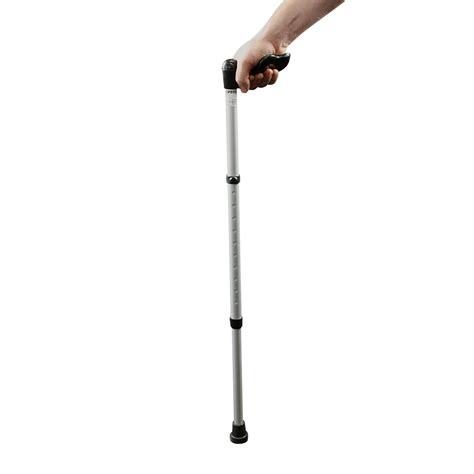 coopers aluminium walking stick adjustable height