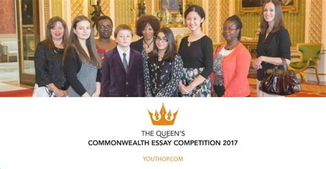 Commonwealth Essay Writing Competition by The S Commonwealth Essay Competition 2017 Win A Trip To Youth Opportunities
