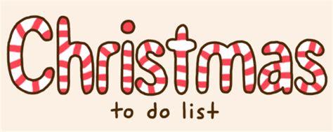 pusheen cat christmas to do list pusheen the cat christmas list