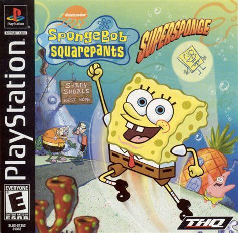 Tiny House Music Studio by Play Spongebob Squarepants Supersponge Sony Playstation