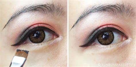 tutorial eyeliner tightline step by step eye makeup tutorial because i can t show my