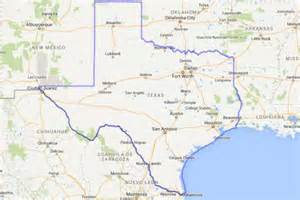 Just For Tx Just How Big Is Map Compares To Other Countries