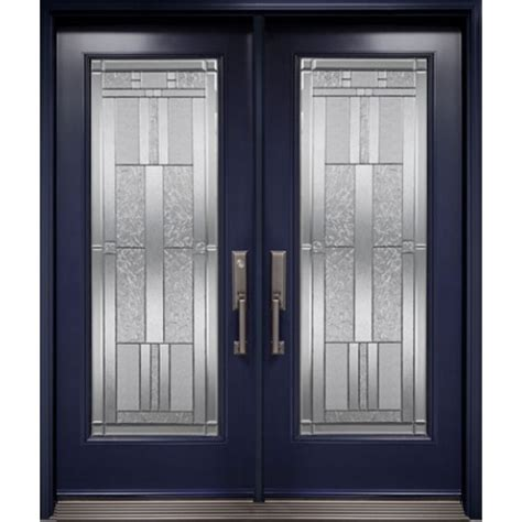 Stained Glass Inserts For Exterior Doors Entry Door From Classic Collection With Cachet Decorative Glass Inserts